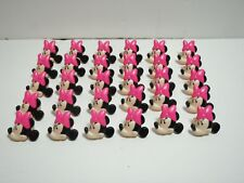Disney Mini Mouse cupcake rings (30) party favor cake topper DecoPac