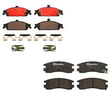 Brembo Front & Rear Ceramic Brake Pads Kit for Oldsmobile Alero Pontiac Grand Am