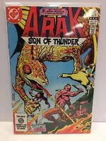 Arak Son of Thunder #25 Comic Book DC 1983