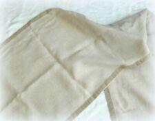 """New listing Pottery Barn Long Beige Linen Table Runner 70"""" x 18"""""""