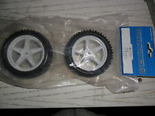 hpi maverick strada  wheels/tyres 12mm hex. free 1st class post.mv22115
