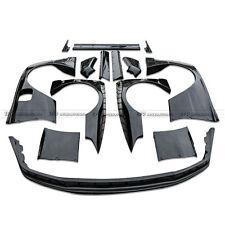For R32 GTR FRP RBStyle Front Lip & Front & Rear fender & Side Skirt & Spoiler