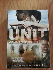 Coffret DVD The unit saison 1