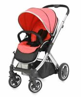 Babystyle - Oyster 2 & Oyster Max Stroller Colour Pack - Coral