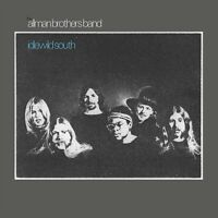 THE ALLMAN BROTHERS BAND - IDLEWILD SOUTH (LTD.SUPER DELUXE) 3 CD + BLU-RAY NEU