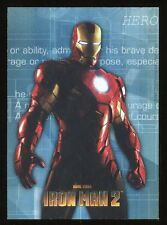 2012 Marvel Avengers Assemble Movie Heroes/Villains Evolve E-5 Iron Man