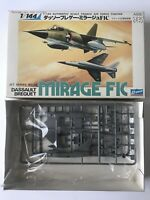 Vintage CROWN Model Kit Dassault Breguet Mirage FIC French Air Force 1:144  (90)