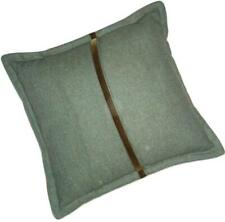 """Ralph Lauren Timmons Tweed Wool Square Decorative Pillow Eccleston Anglesey 18"""""""