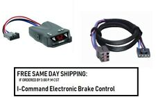 5504 Draw Tite Brake control with Wiring Harness 3035 FOR 1992-2015 Ford