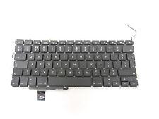 """USED UK Keyboard Backlit Backlight for Macbook Pro 17"""" A1297 2009 2010 2011"""