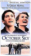 October Sky (VHS, 2000)