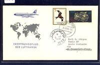 53352) LH FF Frankfurt - Tunis 5.1.66, SoU ab Mahlow/Berlin DDR