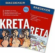Baedeker Reiseführer Kreta | Buch | Zustand gut