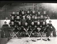 Montreal Canadiens 1933-34 NHL Season Team 8x10 Photo
