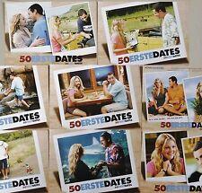 (Z007) Fotosatz+Werberatschlag 50 ERSTE DATES / 50 First Dates  Drew Barrymore