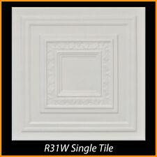 Ceiling Tiles Glue Up Styrofoam 20x20 R31 White lot of 112 pcs 295.68 sq ft