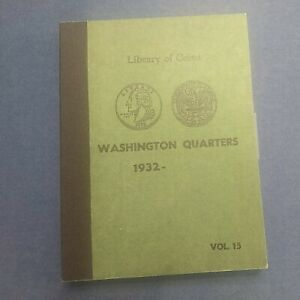 Library Of Coins Washington Quarter Album