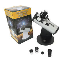 Nipon 300x76 stargazing telescope for children. Free moon filter ideal present