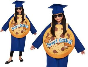 Smart Cookie Costume Childrens World Book Day Fancy Dress Outfit Boys Girls