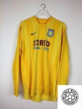 ASTON VILLA #13 (Taylor) *PLAYER ISSUED* 07/08 GK Football Shirt (XL) Jersey
