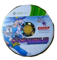 Otomedius Excellent (Microsoft Xbox 360, 2011) disc only, tested