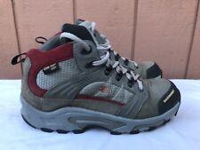 EUC Garmont Gore-Tex XCR Hiking Boots Tan Black Leather EU 38 US 6.5
