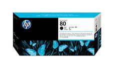 Cartucho HP cabezal limpiador negro 80