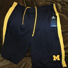 Michigan Wolverines baseball shorts! Colosseum men's MEDIUM New w tags NCAA blue