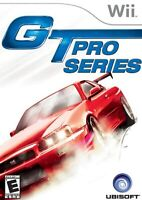 GT Pro Series For Wii Flight Very Good 0E