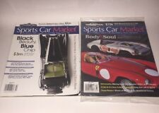 Lot Of 2 SPORTS CAR MARKET- April & May 2014 (1 New In Plastic)