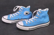 CB509 Converse All Star Classic Chucks High-Top Sneaker Gr. 37,5 blau Canvas