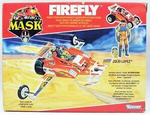 M.A.S.K. - Firefly avec Julio Lopez (Europe)