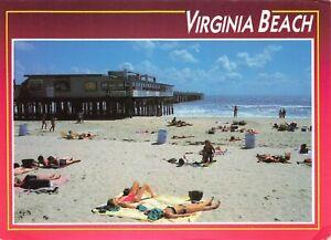 Virginia Beach, Virginia Continental Postcard