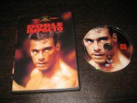 Doppio Impatto DVD Jea-Claude Van Damme Geoffrey Lewis Alan Scarfe