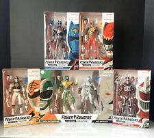 Hasbro Power Rangers Lightning Collection - LOT of 6 Sealed Figures