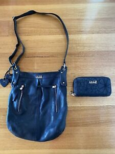 Kate Hill Leather Bag & Wallet