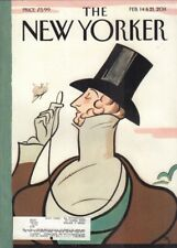 The New Yorker Magazine Iconic Cover Re-Issue February 21, 2011 010918nonr
