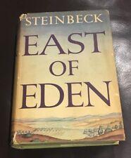 East of Eden John Steinbeck Viking Press (Hardcover)