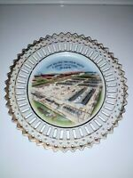 Vintage 1945 Prison Camp Commemorative Plate French