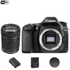 Canon EOS 80 D / 80D DSLR + EF-S 18-135mm f/3.5-5.6 IS STM lens