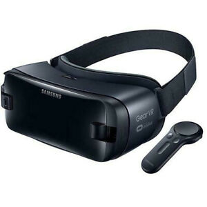 New Samsung Gear VR With Controller SM-R325 Oculus Headset S9 S9+ Note8 S8 S8+
