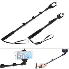 YunTeng Extendable Selfie Stick Monopod Holder For iPhone Camera Mobile Phone AU