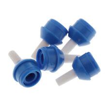 Of 5 Portable Desoldering Pump Welding Solder Sucker Tip Replacement Blue