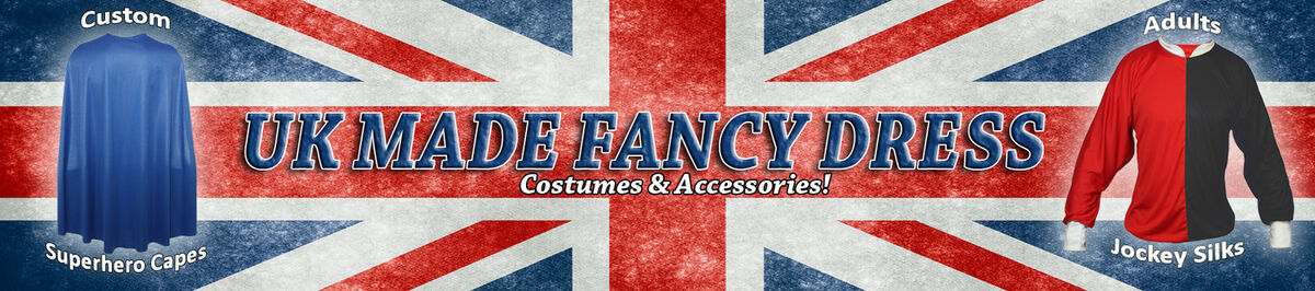 UK Made Fancy Dress