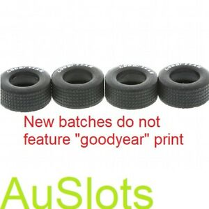 Scalextric W10404 Ford XB Falcon Tyre Pack e.g C3303 C3491 C3530 C3697 C3983
