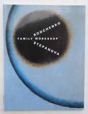 RUSSIAN AVANT-GARDE ARTISTS RODCHENKO & STEPANOVA WORKSHOP ILLUSTRATED ART BOOK