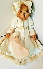 """Bearington Bears """"Lady Flurry"""" 16"""" Collector Bear- #1741"""