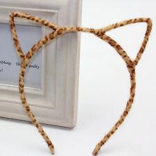 Coloful Headwear Cat Ear Hair Band for Girls Women Children Hair Accessories CA