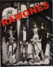The Ramones Bowery CBGB Sticker/Decal Licensed New Punk Rock