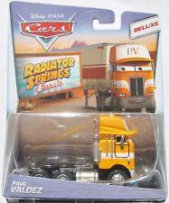 ++ Disney Pixar Cars - Deluxe Paul Valdez - Radiator Springs Classic Series